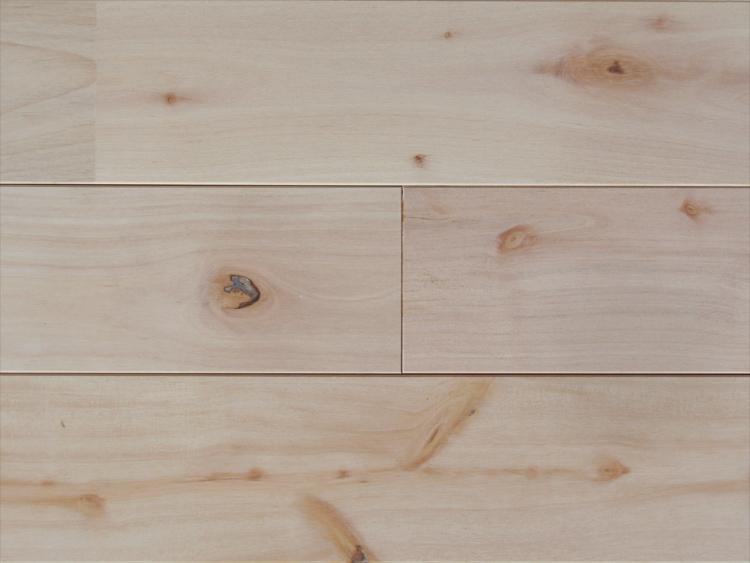画像1: 西南桜無垢フローリング【節有】UNI・無塗装1820×90×15 (1)