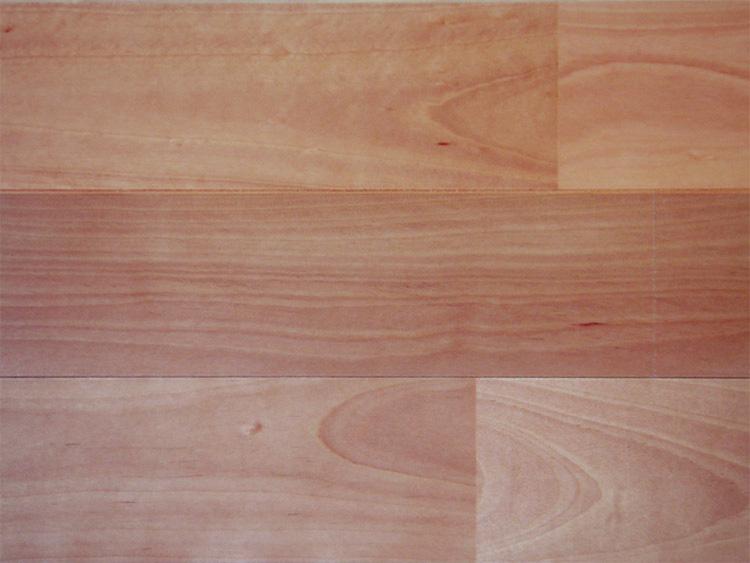 画像1: 西南桜無垢フローリングUNI・ウレタン塗装A1820×90×15 (1)