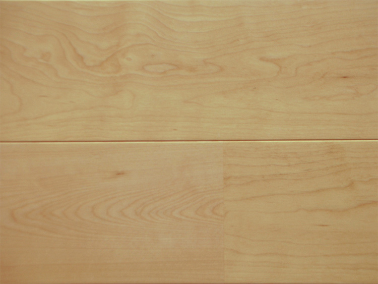 画像1: カバ幅広無垢フローリングUNI・ASグレード・ウレタン塗装1820×130×15 (1)