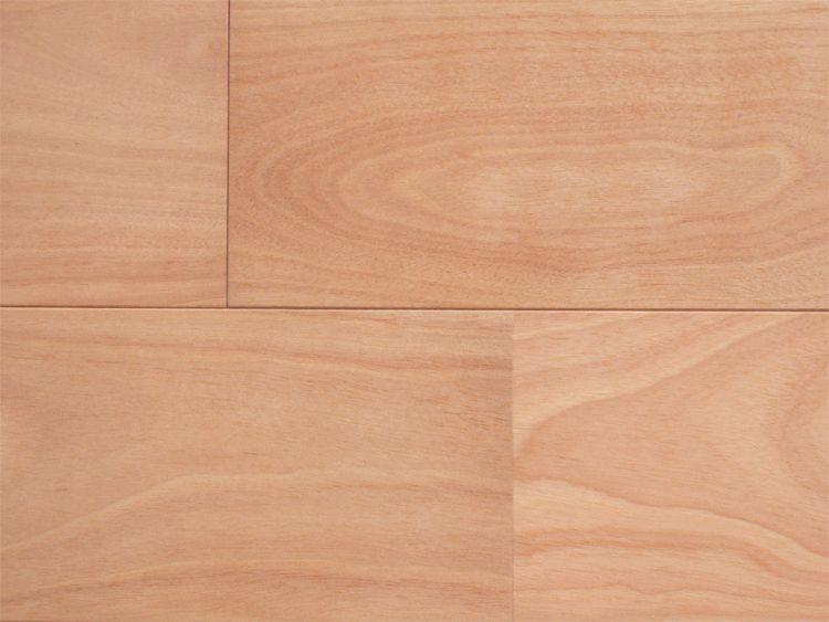 画像1: 西南桜無垢フローリングUNI・ウレタン塗装1820×120×15 (1)