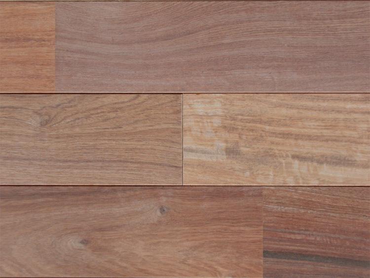 画像1: カリン無垢フローリングUNI・無塗装1820×90×15 (1)