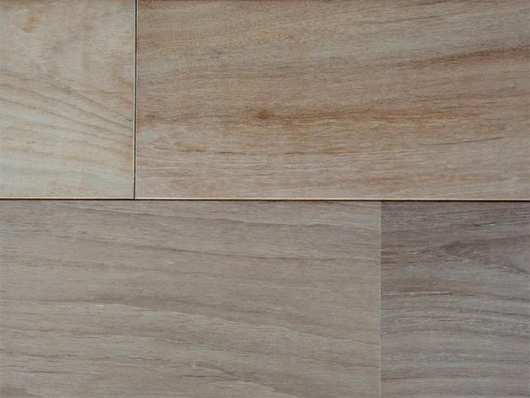 画像1: ミャンマーチーク幅広無垢フローリングUNI・無塗装1820×120×15 (1)