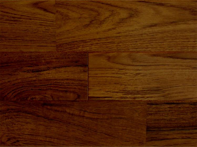 画像1: ミャンマーチーク無垢フローリングUNI・ウレタン塗装1820×90×15 (1)