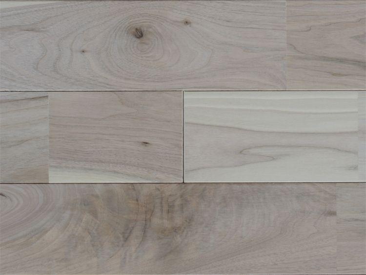 画像1: ウォールナット無垢フローリングUNI・Nグレード無塗装1820×90×15 (1)