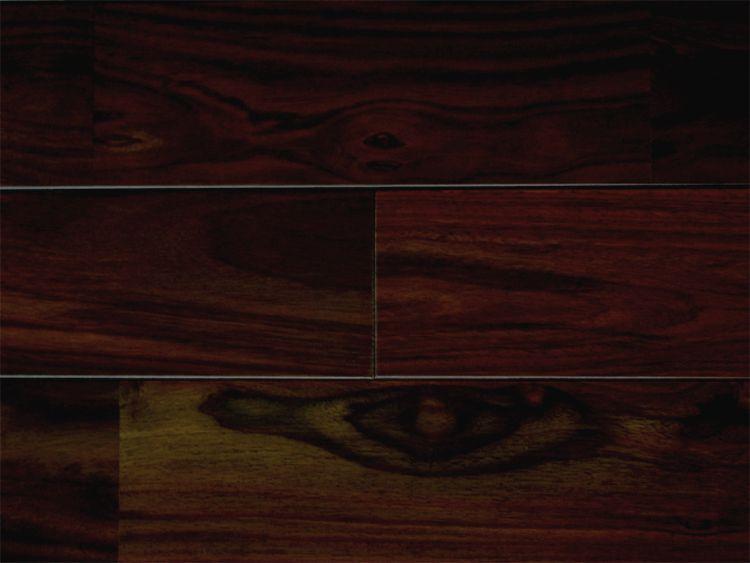 画像1: ローズウッド(シタン)無垢フローリングUNI・ウレタン塗装1820×90×15 (1)
