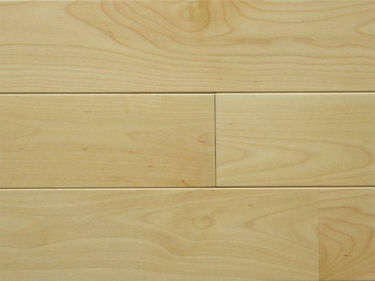 画像1: カバ無垢フローリング床暖房用UNI・ウレタン塗装Sグレード1818×90×15 (1)