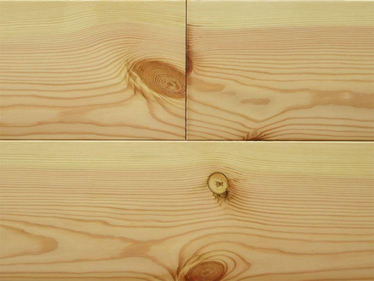 画像1: レッドパイン 無垢フローリング1P(OPC)ウレタン(マット)塗装1820×150×15 (1)
