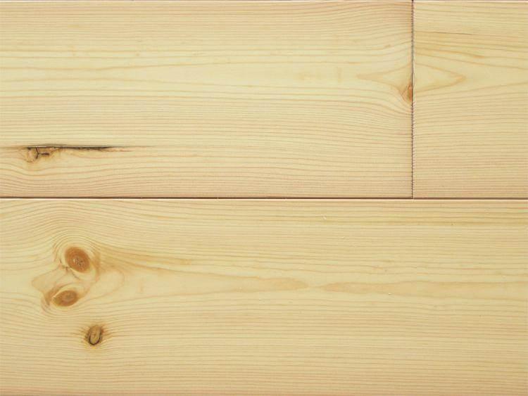 画像1: レッドパイン 無垢フローリング1P(OPC)自然塗料塗装1820×150×15 (1)