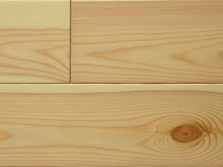 画像1: レッドパイン 無垢フローリング1P(OPC)床暖房用・ウレタン(マット)塗装1818×110×15 (1)