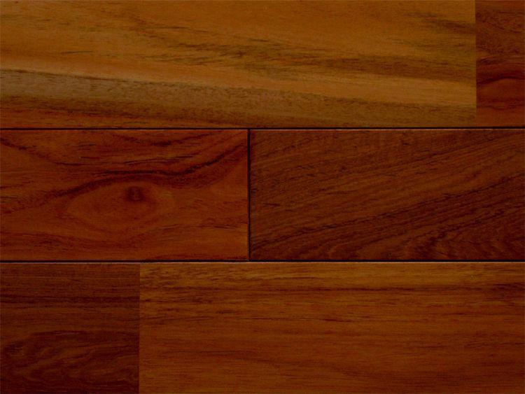 画像1: チーク無垢フローリング12ミリ厚UNI・ウレタン塗装1820×90×12 (1)