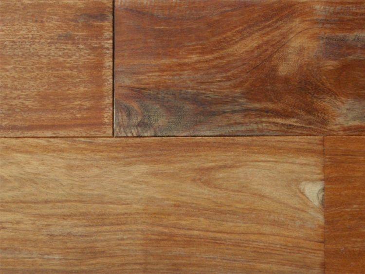 画像1: ピンカド無垢フローリングUNI・無塗装1820×120×15 (1)