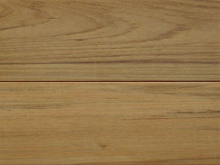 画像1: ミャンマーチーク三層フローリング 無塗装・低温床暖房対応 1820×150×15 (1)