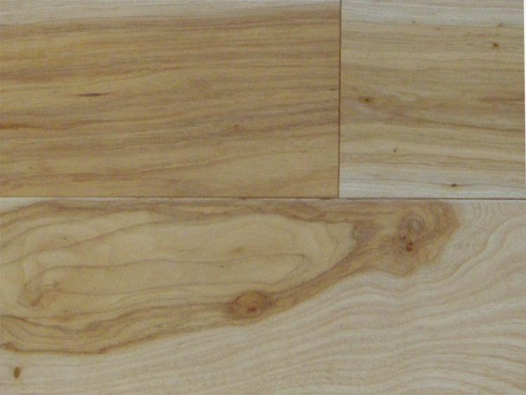 画像1: ピーカン無垢フローリング・幅広・無塗装 乱尺×130×15 (1)