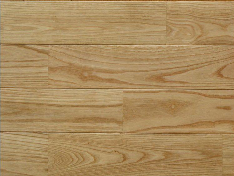 画像1: 栗無垢フローリング床暖房用UNI・自然塗料塗装1820×75×15 (1)