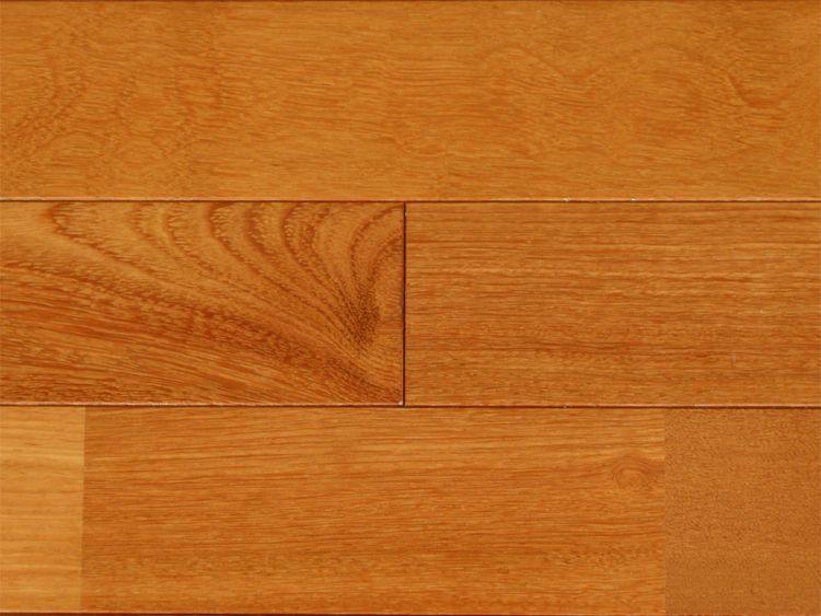画像1: ケンパス無垢フローリング12ミリ厚UNI・ウレタン塗装1820×90×12 (1)