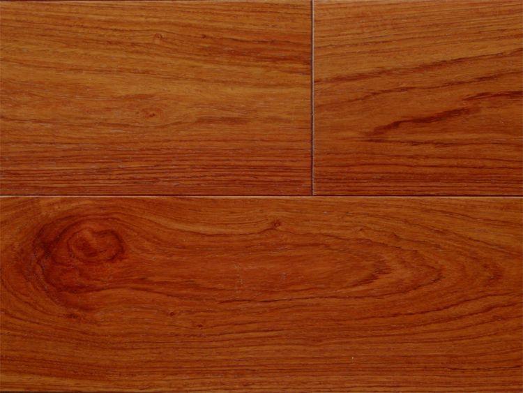 画像1: 本カリン複合フローリング 床暖対応 ウレタン塗装クリア 1818×145×15 (1)