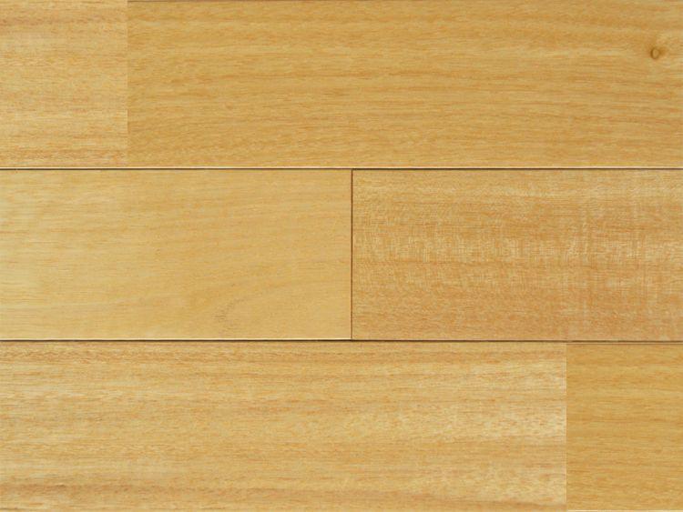 画像1: マンガシロ無垢フローリングUNIウレタン塗装クリア 1820×90×15 (1)