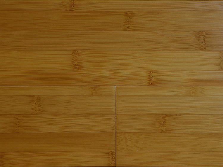 画像1: 竹フローリング ヨコ ミディアム色 1820×90×15 (1)