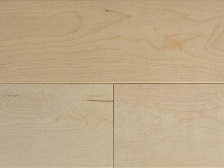 画像1: カバ幅広無垢フローリングOPC・Sグレード・無塗装1820×130×15 (1)