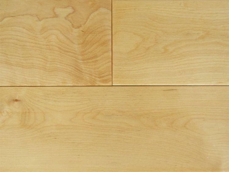 画像1: カバ幅広無垢フローリングOPC・Sグレード・自然塗料塗装1820×130×15 (1)