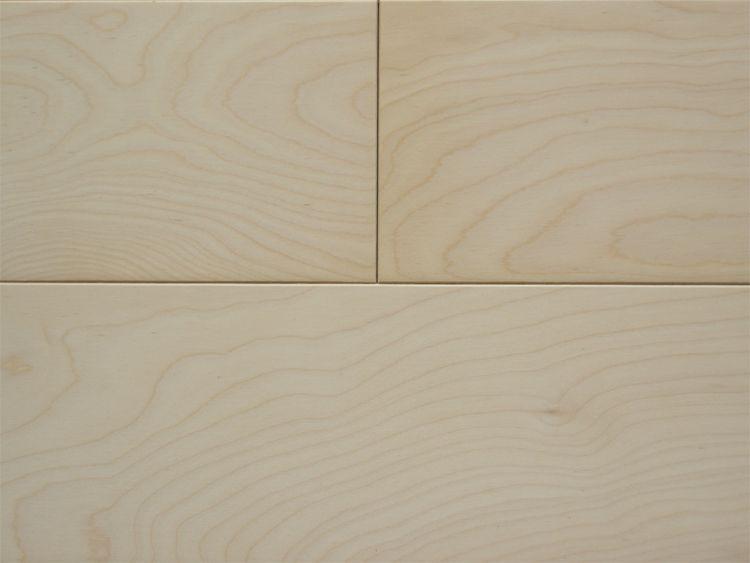 画像1: 複合フローリング ExEfloor カバ(バーチ) 床暖房対応 無塗装 909×120×12 (1)