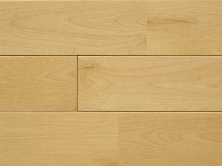 画像1: カバ無垢フローリング床暖房用UNI・自然塗料塗装Sグレード1818×90×15 (1)