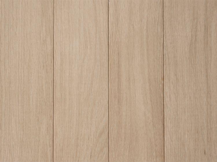 画像1: ホワイトオーク・パネリング無塗装 Aグレード 1820×90×8 (3.276m2) (1)