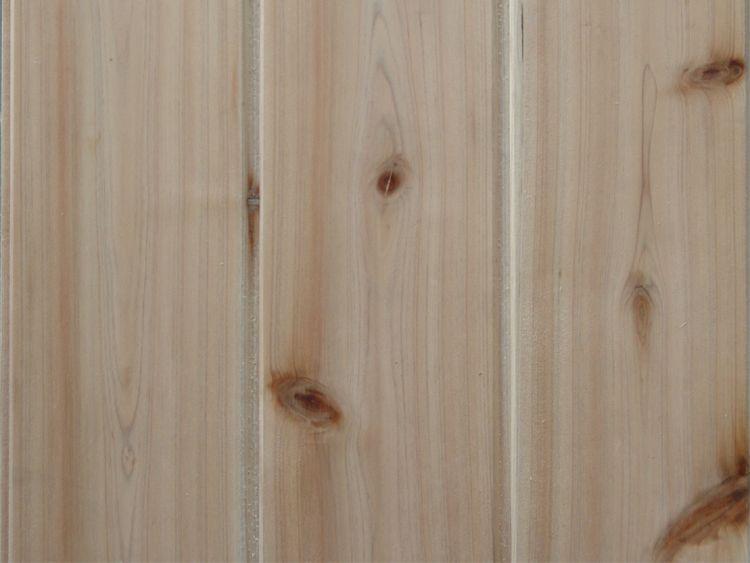 画像1: 柳杉パネリング無塗装 Nグレード 1950×105×12 (3.276m2) (1)