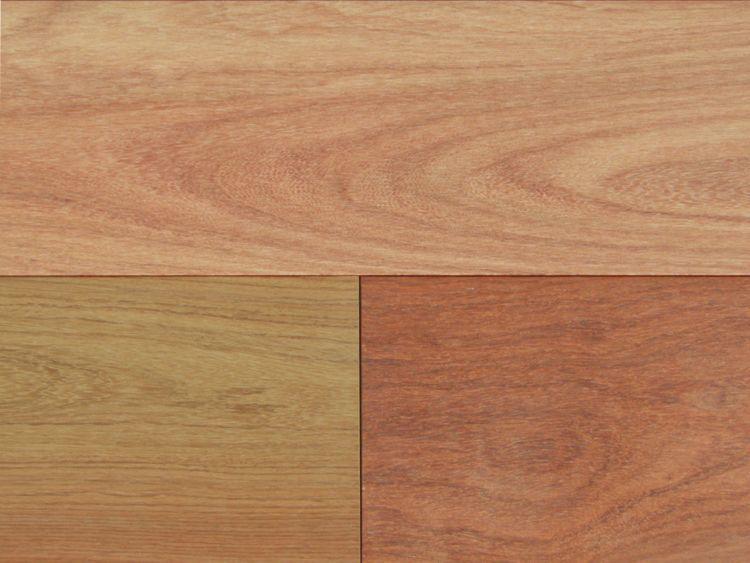 画像1: 本カリン複合フローリング 床暖対応 無塗装 900×120×13.8 (1.62m2) (1)