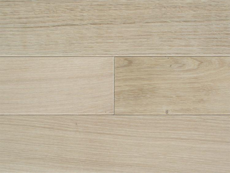 画像1: ヨーロピアンオーク・無垢フローリングOPC・無塗装Sグレード 1820×90×15 (1)