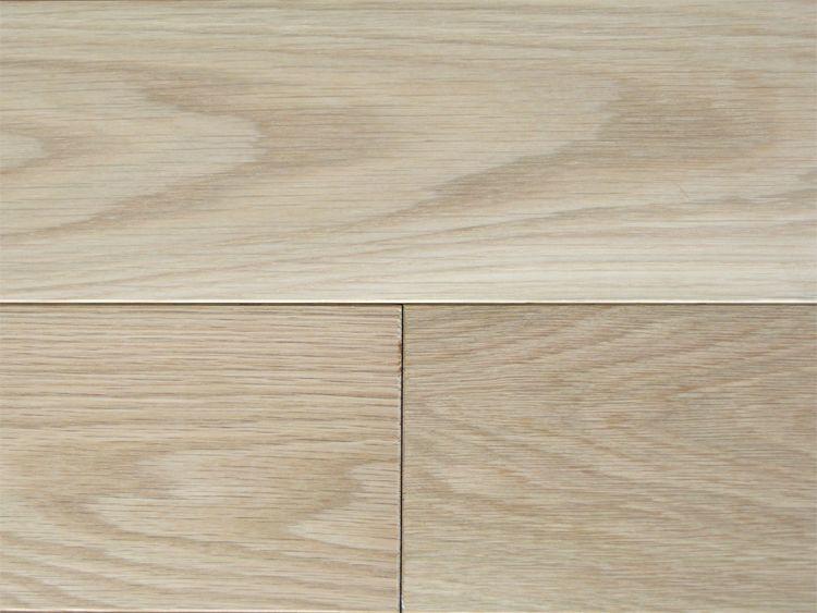 画像1: ヨーロピアンオーク・無垢フローリング幅広OPC・無塗装Aグレード 1820×120×15 (1)