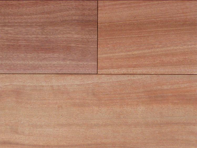 画像1: アジアンチェリー無垢フローリングOPC 無塗装 2000×150×15 (1)
