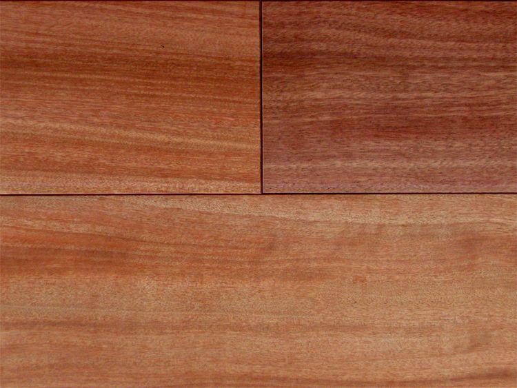 画像1: アジアンチェリー無垢フローリングOPC 自然塗料塗装 2000×150×15 (1)