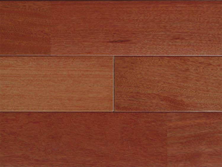 画像1: アジアンチェリー無垢フローリングUNI ウレタンクリア 1820×90×15 (1)