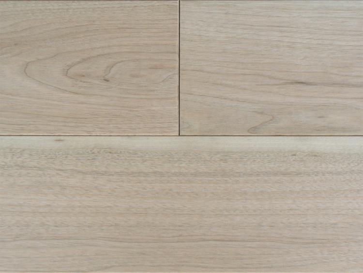 画像1: ウォールナット幅広無垢フローリングOPC・Sグレード無塗装1820×130×15 (1)
