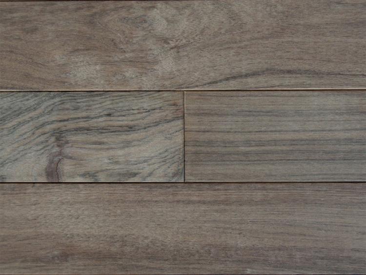 画像1: アジアンウォールナット無垢フローリングOPC・無塗装 1820×90×15 (1)