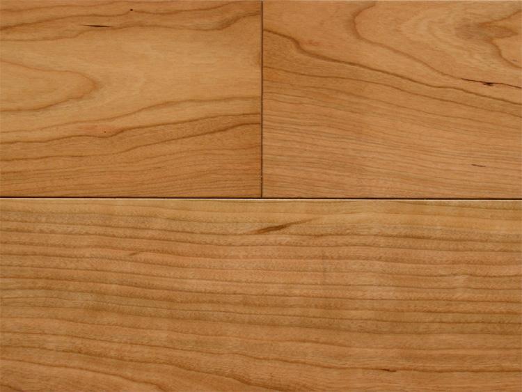 画像1: 複合フローリング ExEfloor アメリカンブラックチェリー ウレタン塗装・床暖房対応 909×120×12 (1)