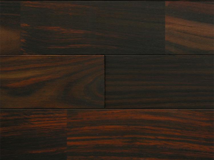 画像1: ローズウッド(シタン)無垢フローリングUNI・自然塗料塗装1820×90×15 (1)