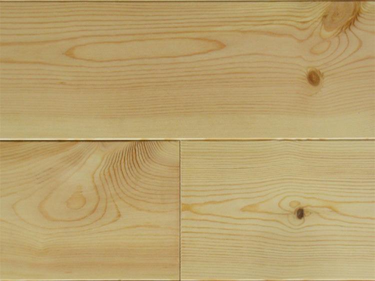 画像1: レッドパイン 無垢フローリング1P(OPC)自然塗料塗装1820×115×15 (1)