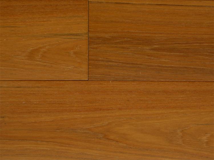 画像1: 複合フローリング ExEfloor ミャンマーチーク 自然塗料塗装・床暖房対応 909×120×12 (1)