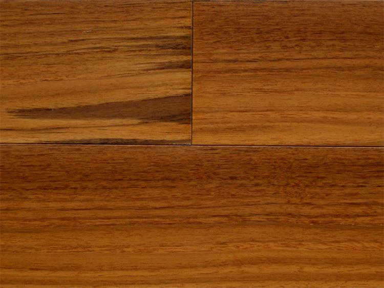 画像1: 複合フローリング ExEfloor ミャンマーチーク ウレタン塗装・床暖房対応 909×120×12 (1)