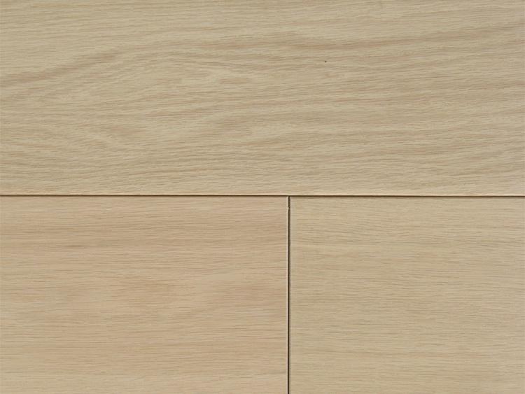 画像1: ナラ三層フローリングSグレード 低温床暖房対応 無塗装1818×150×15 (1)
