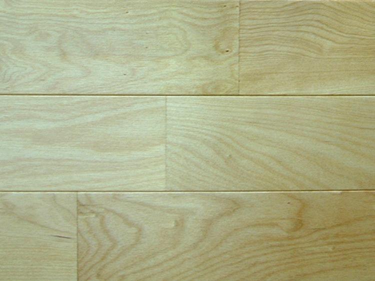 画像1: カバ無垢フローリング床暖房用UNI・ウレタン塗装1818×75×15 (1)