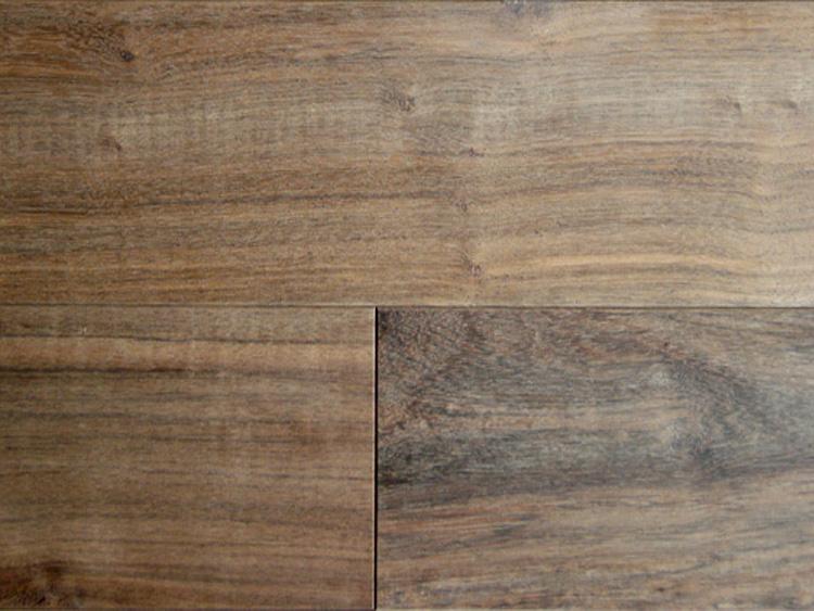 画像1: アジアンウォールナット無垢フローリングOPC・無塗装 1820×120×15 (1)